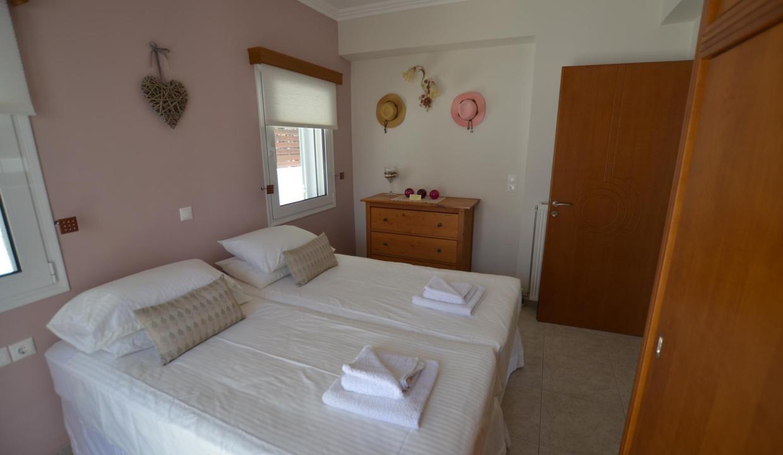 Vue panoramique sur la Méditerranée villa 4 chambres 220m2 licence EOT18