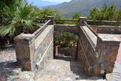Vue panoramique sur la Méditerranée villa 4 chambres 220m2 licence EOT3