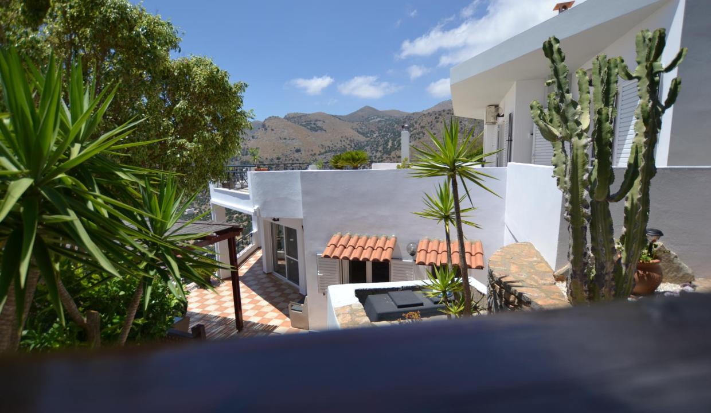 Vue panoramique sur la Méditerranée villa 4 chambres 220m2 licence EOT32