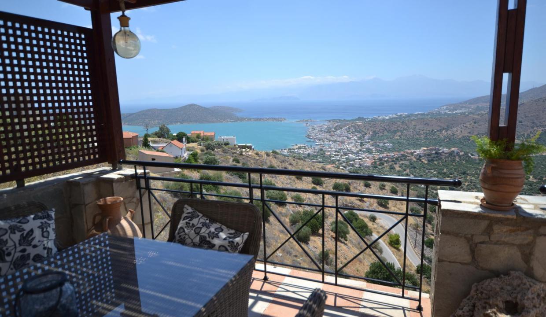 Vue panoramique sur la Méditerranée villa 4 chambres 220m2 licence EOT35