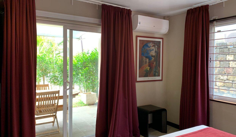 Appartement de 3 chambres pied dans l'eau à vendre Trou d'Eau Douce66