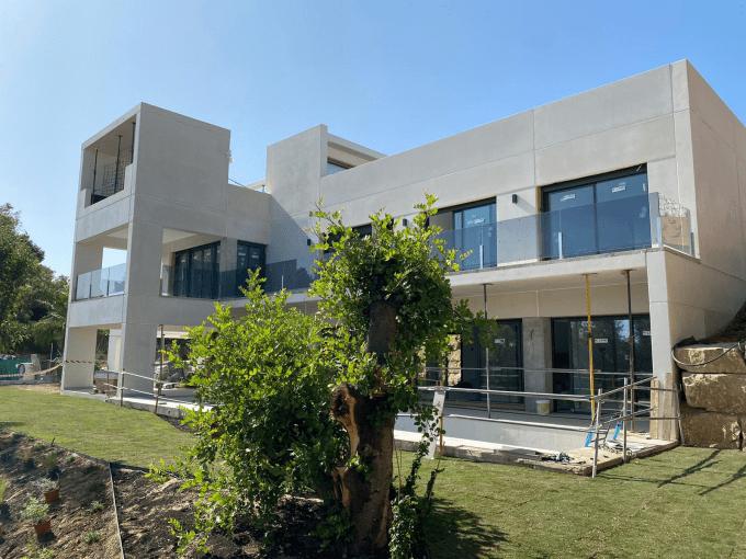 Villa moderne vue sur la mer Benalmádena Espagne Costa del sol malaga -14