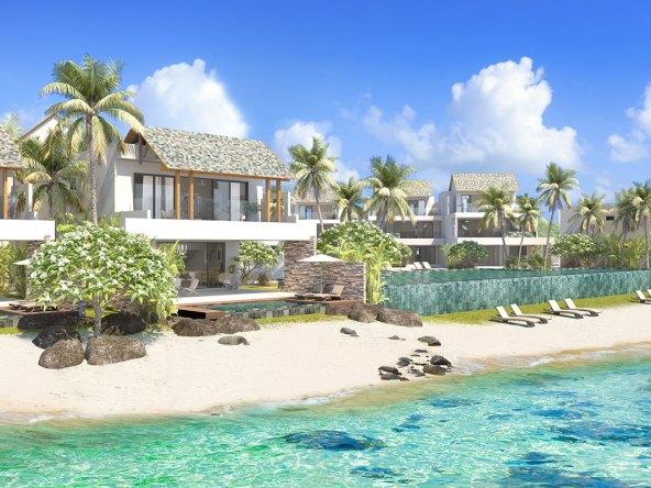 Exceptionnel Appartement en bord de mer | Avantages Fiscaux||