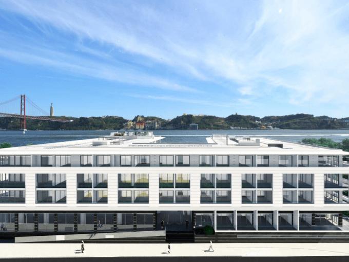 Appartements luxueux aux lignes modernes avec un emplacement privilégié Lisbonne