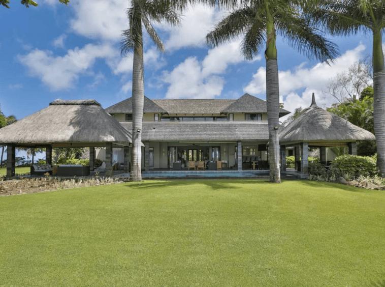 Ile Maurice - Four Seasons Private Residence (5 chambres) - Villa avec plage privée Ile Maurice - Four Seasons Private Residence (5 chambres) - Villa avec plage privée     
