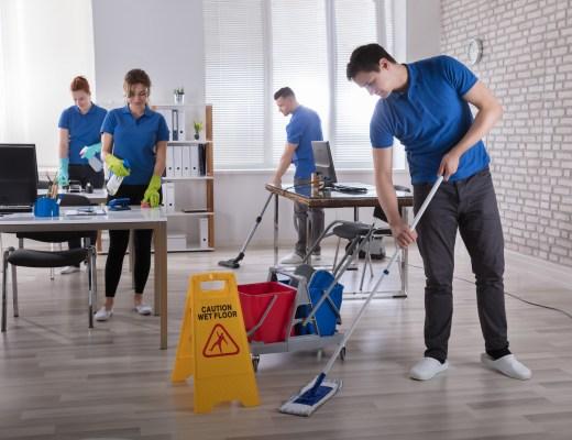 Quel matériel choisir pour le nettoyage industriel ?