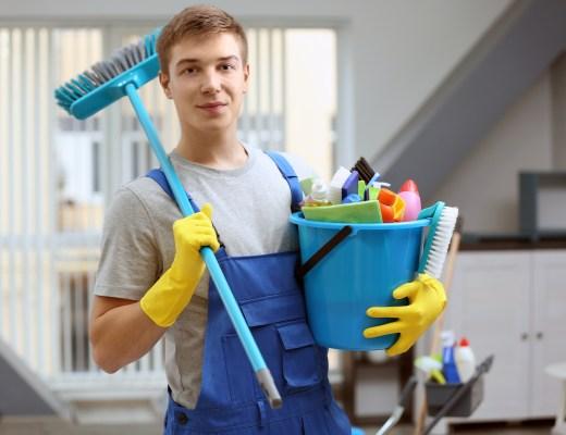 Comment procéder au nettoyage de la cuisine?