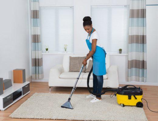 Le matériel indispensable au nettoyage de bureaux