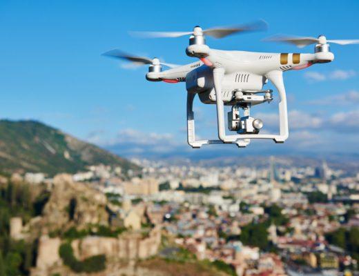 La photographie aérienne: une nouvelle perspective