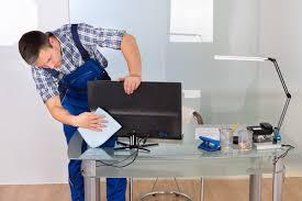 Service de nettoyage: comment nettoyer un bureau?