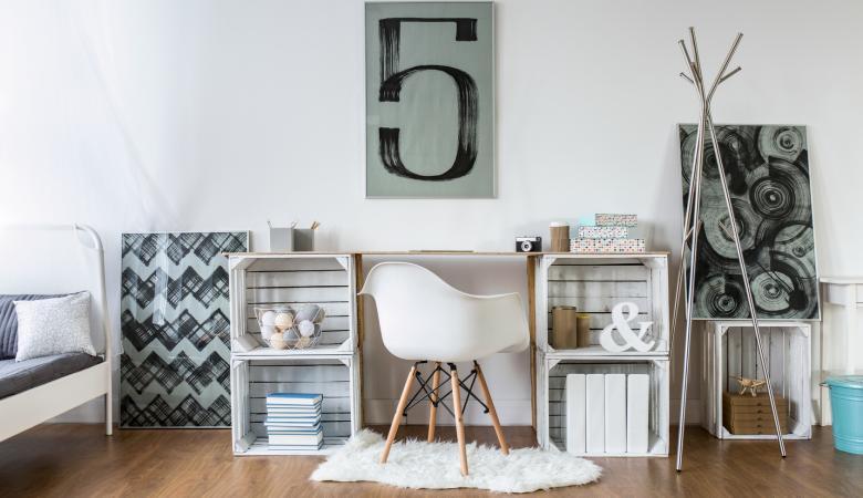 voici nos 3 conseils et astuces pour organiser ranger et decorer votre bureau