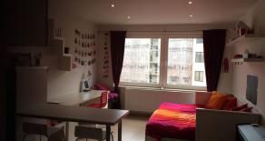 Nieuw gemeubelde studio, H. Metdepenningenstraat (Ref:HH)