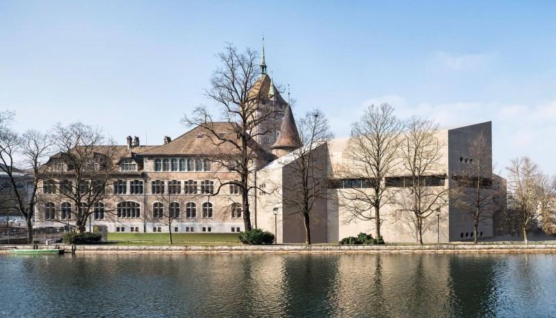 Erweiterung Schweizerisches Landsmuseum Zürich
