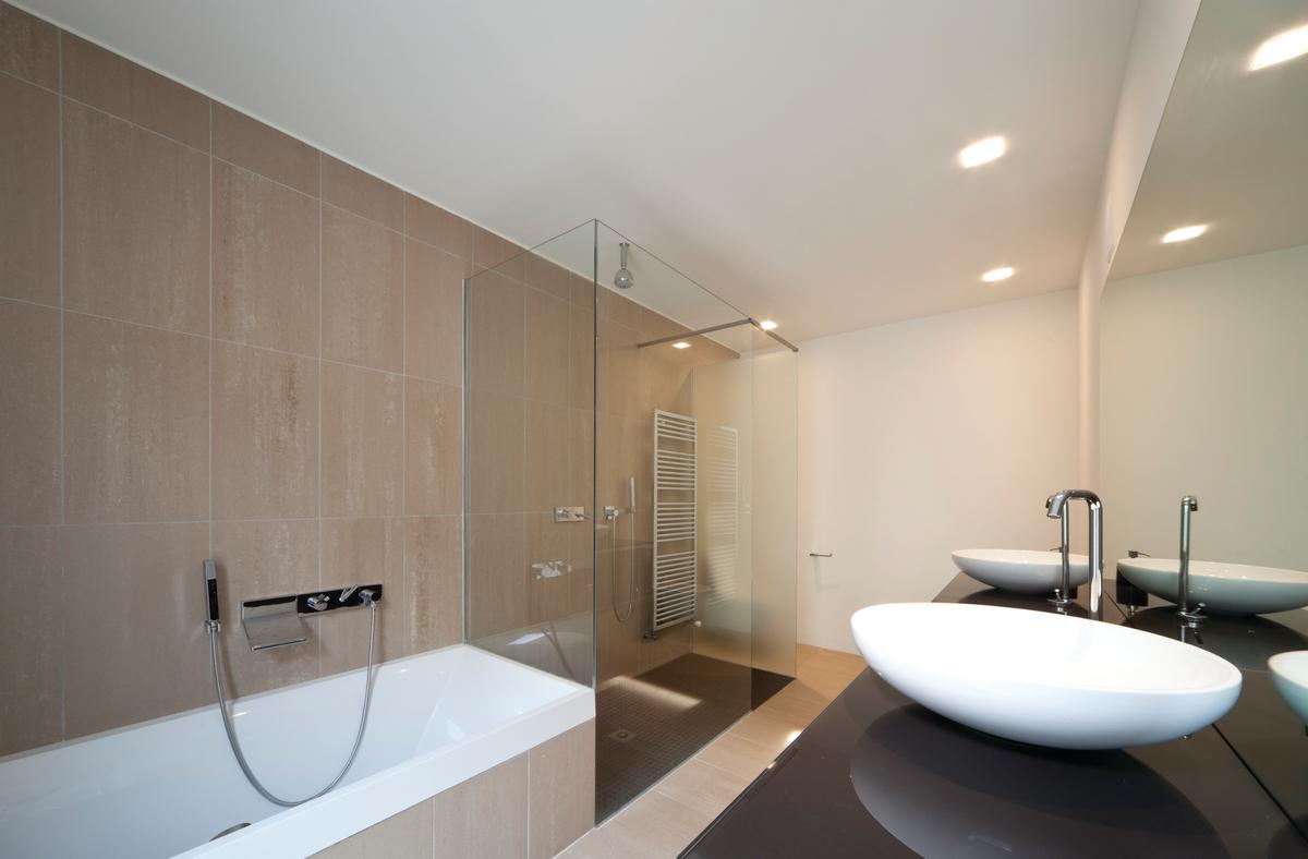 douche italienne design et pratique