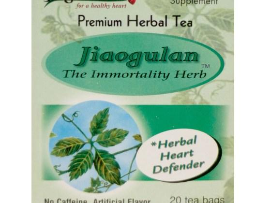 Jiaogulan Tea- The Immortality Herb