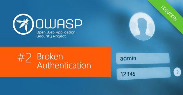 OWASP Top 10: Broken Authentication Security Vulnerability Practical Overview