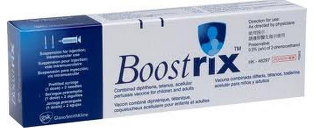 Picture of Boostrix Vaccine