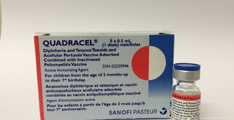 Quadracel DTaP-IPV Vaccine