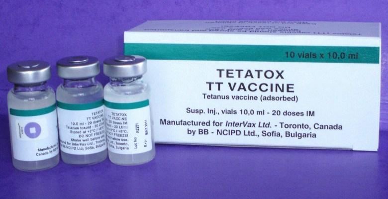 Tetanus (Lockjaw) Vaccine Guide | Immunization Info