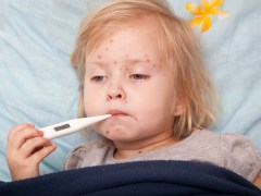varivax chickenpox vaccine side effects
