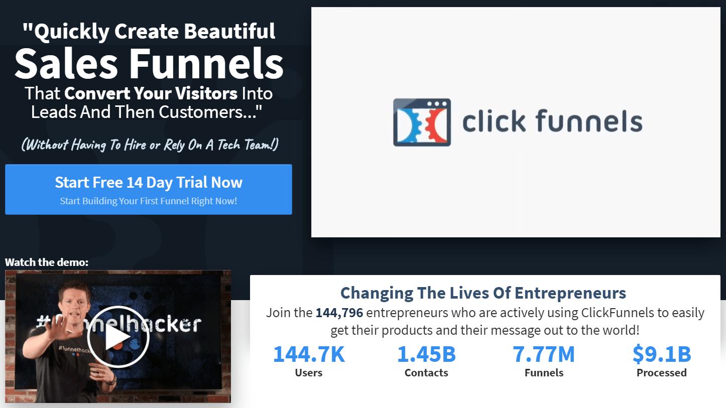 clickfunnels and kartra
