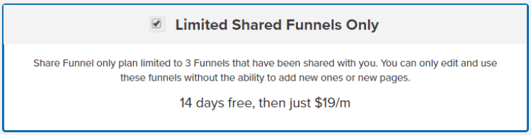 clickfunnels pricing plans