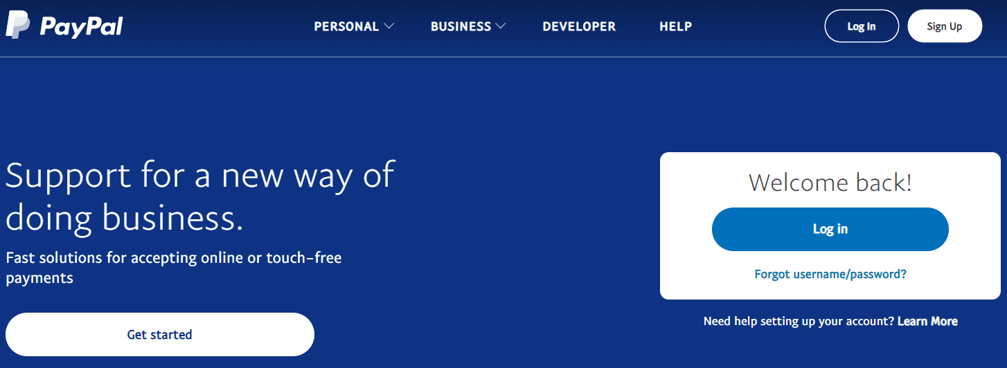 paypal funnel integration