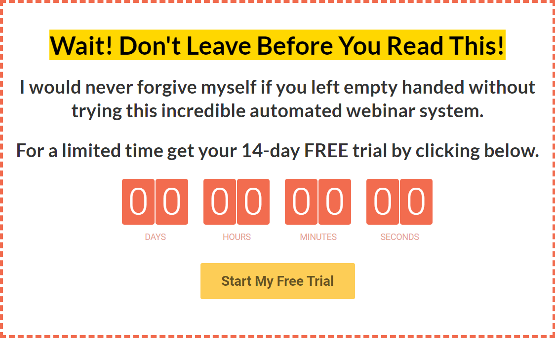 everwebinar free trial
