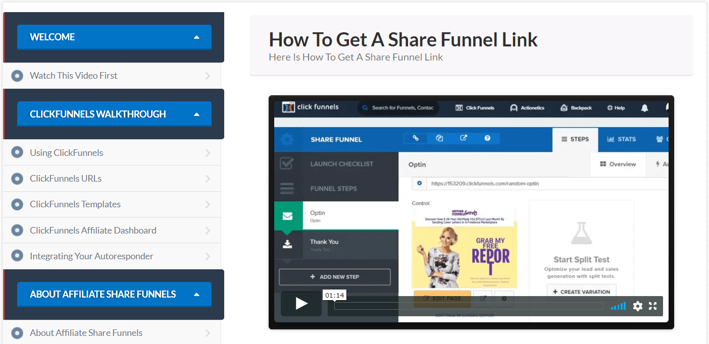 ClickFunnels Membership Site: Review, Examples Templates, & Tutorial