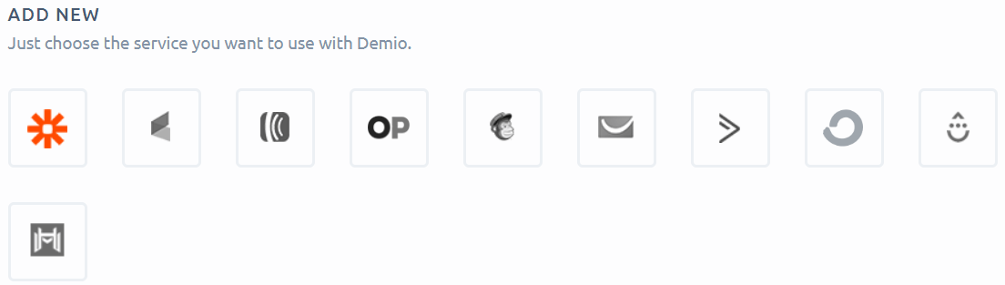demio integrations