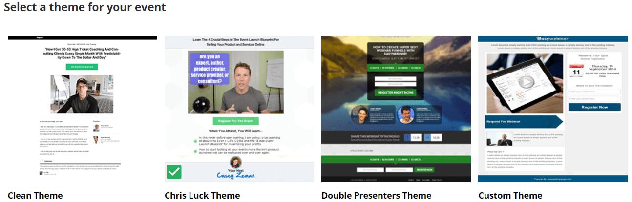 registration themes