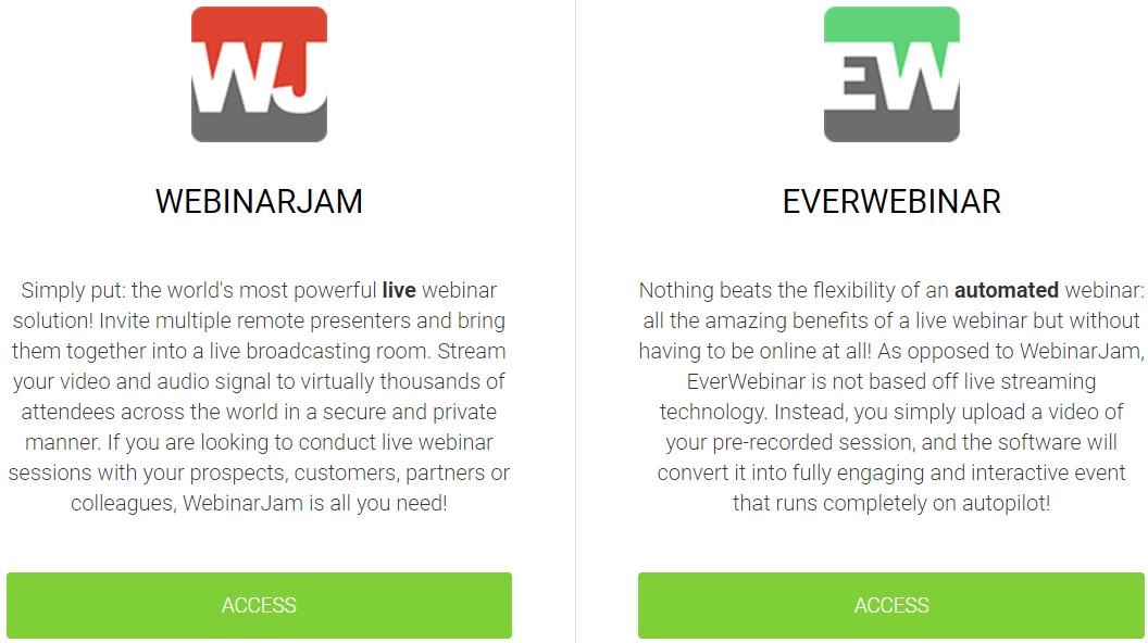 live vs automated webinars