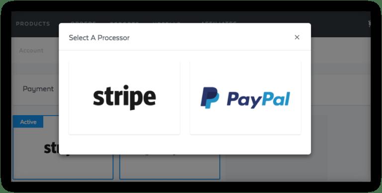 paypal samcart integration