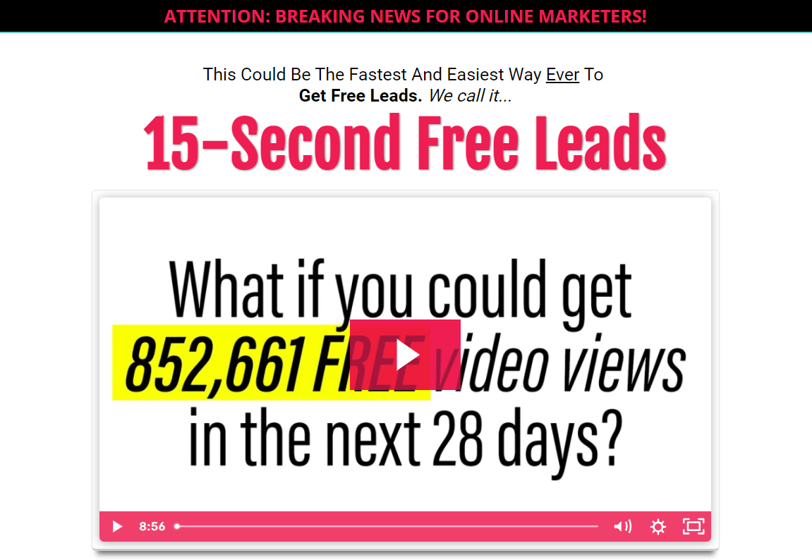 generate traffic and making money online