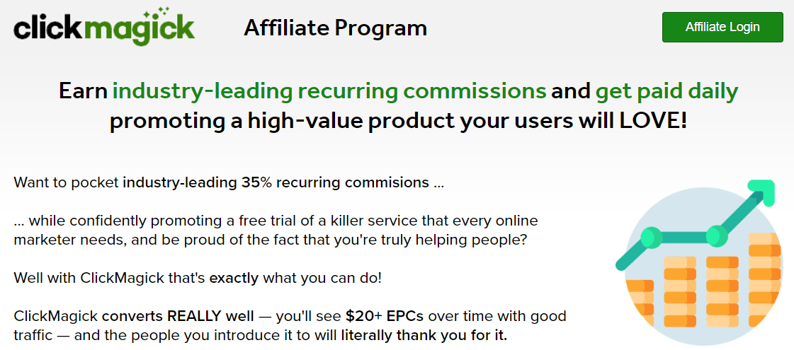 clickmagick affiliate program