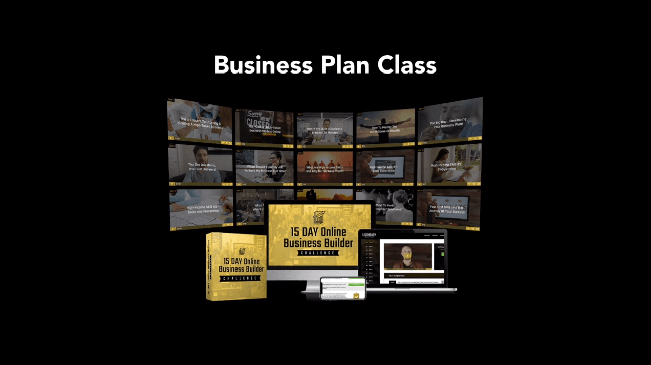digital products business blueprint