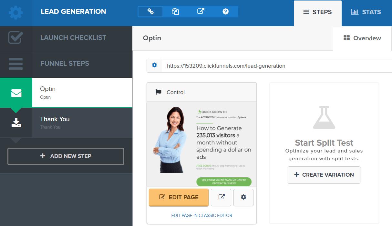 clickfunnels hosting