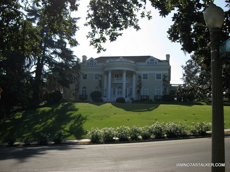 The Governors Mansion From Benson Iamnotastalker
