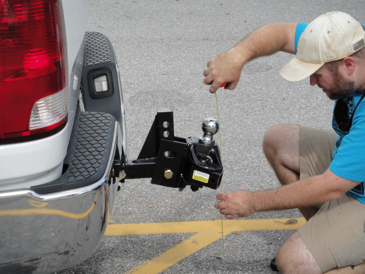 Thomas Installs Our Hitch