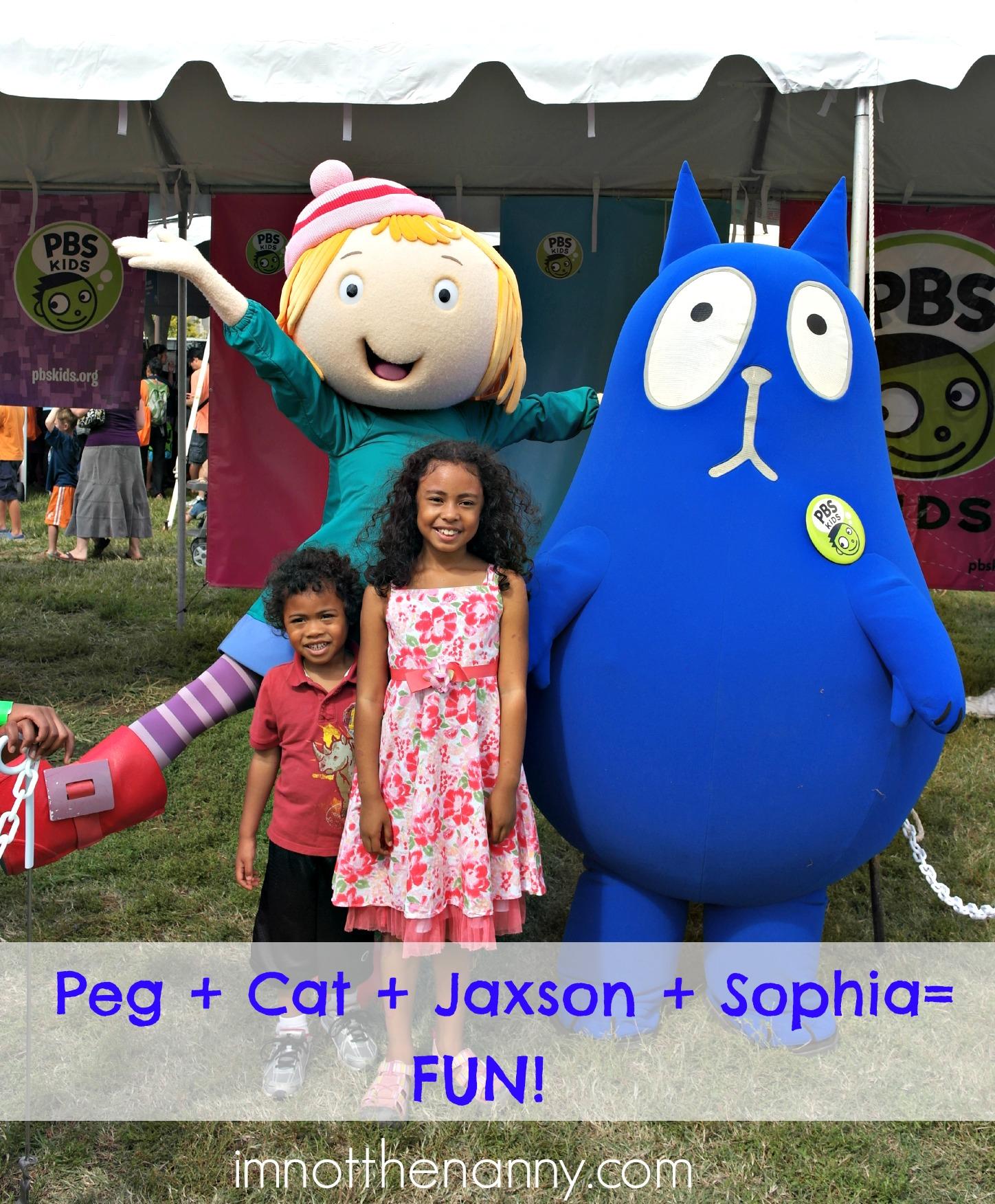 Pbs Kids Peg Cat Equals Fun