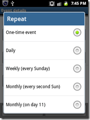 Download android time scheduler