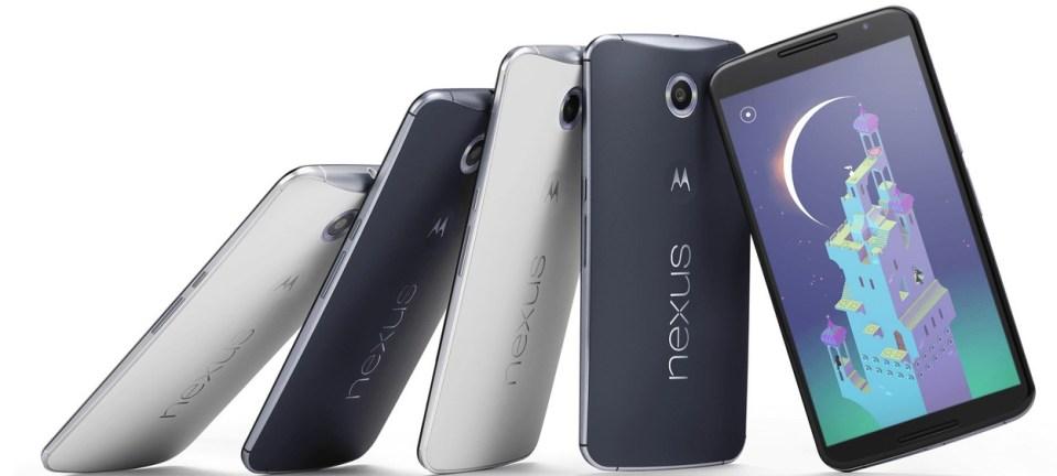 Motorola Google Nexus 6 Feature and Price