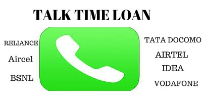 loan balance - talktime