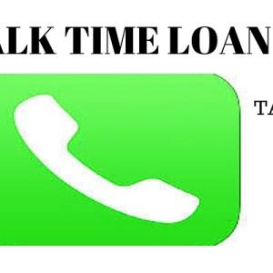 talk time loan