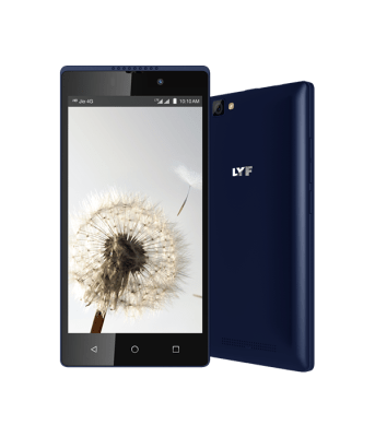 Reliance LYF Wind 7 and LYF Flame 7