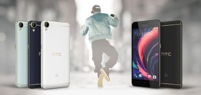 HTC Desire 10 Lifestyle and HTC Desire 10 pro launched