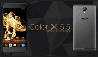 Zopo Color X 5.5 3GB RAM launched in India for Rs. 11,999
