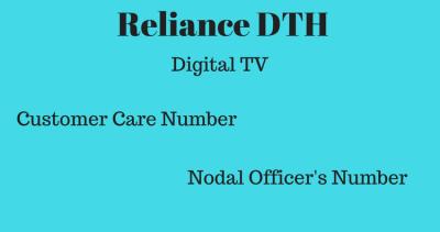 reliance DTH