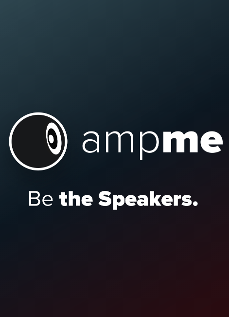 AmpMe – App for Social Music Party – Combine Mobiles and Play Music