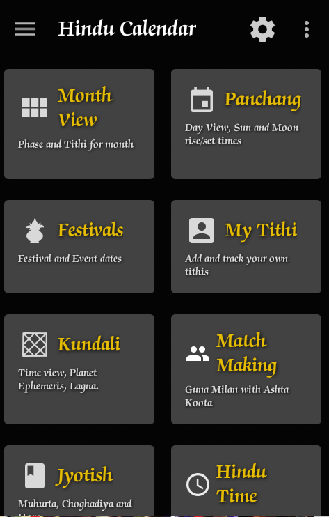 Match making kundali software download